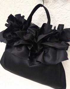 巾着ブラック、ブラック2